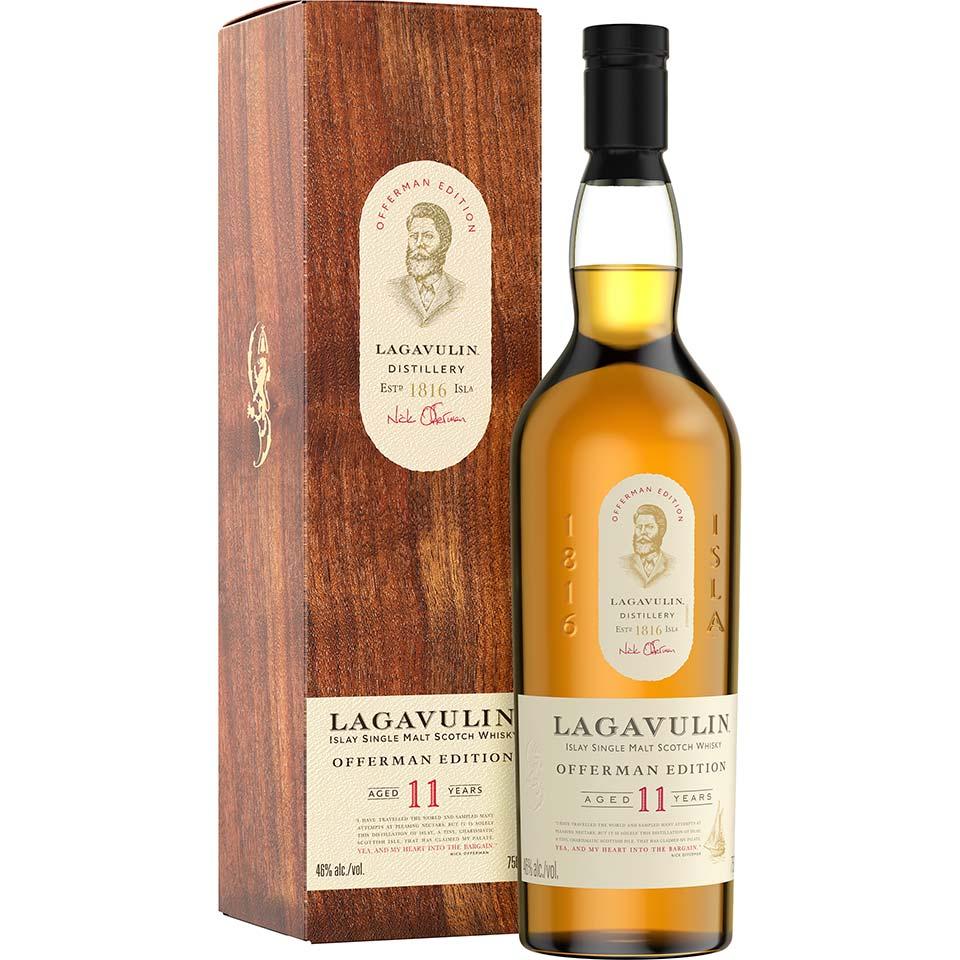 Lagavulin 11 Offerman Edition verpakking