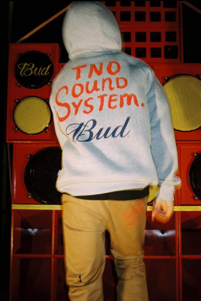 Bud x The New Originals