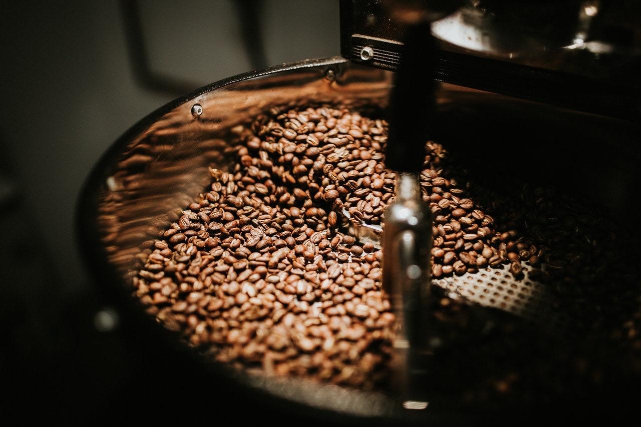 Koffie-branden