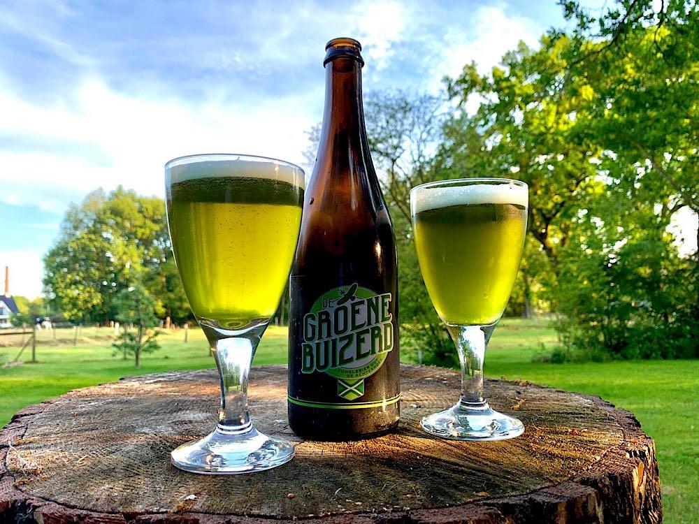 De Groene Buizerd Jungle bier