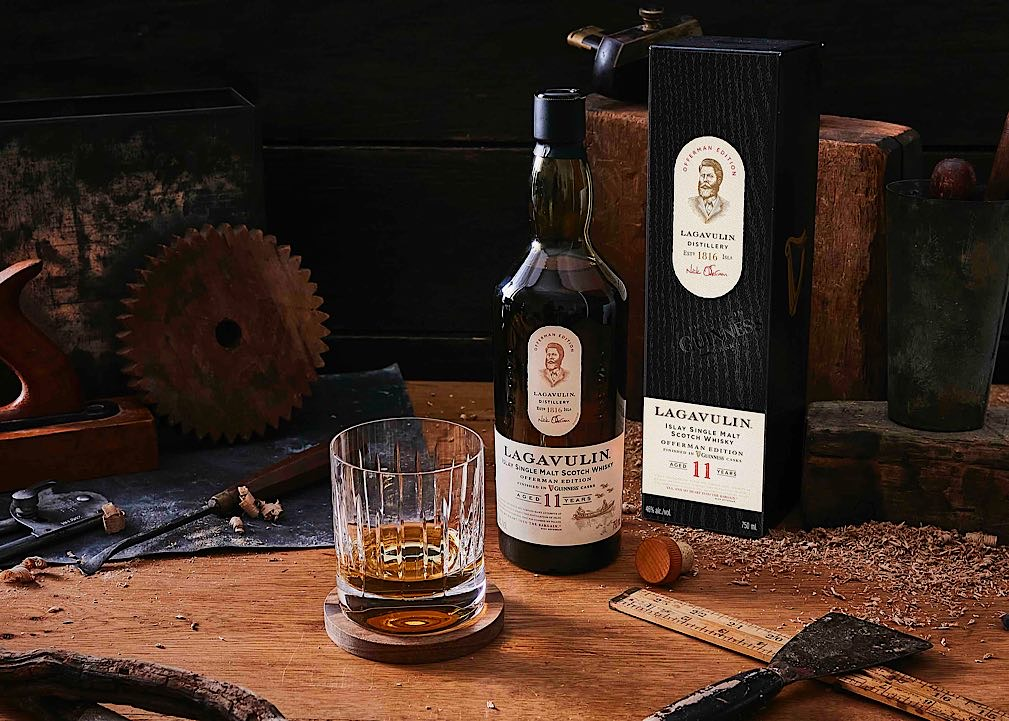 Lagavulin Offerman Edition Guinness Cask Finished
